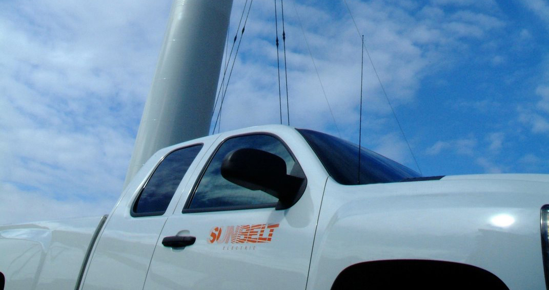 Sunbelt Electric Truck